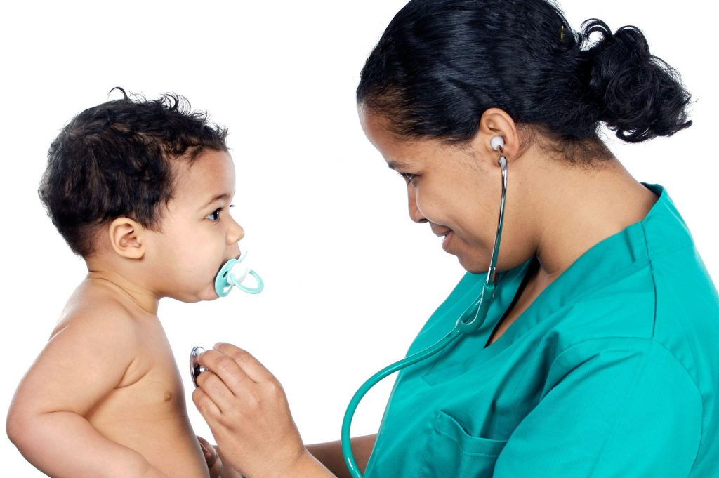 pediatrician-and-baby